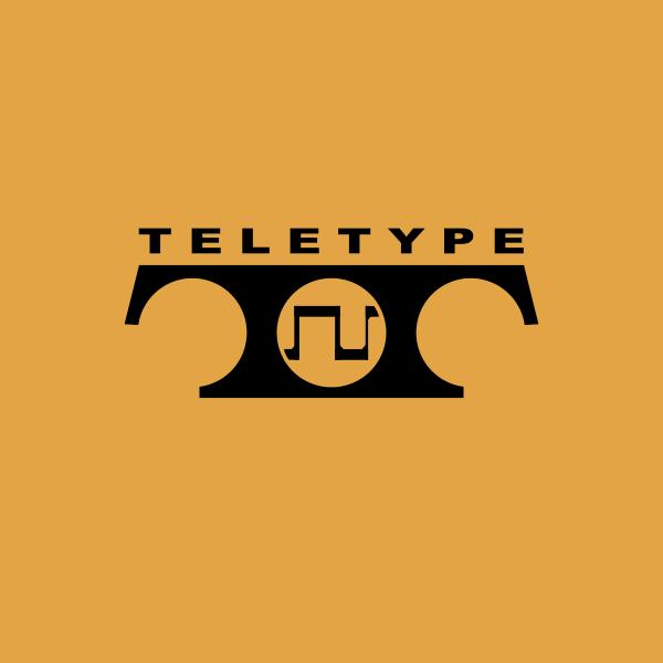 teletype farge logo